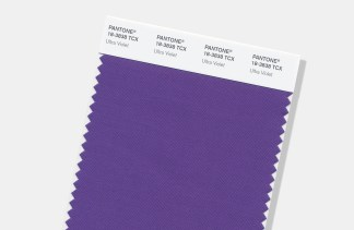 Your color of the year for 2018: Ultra Violet. Pantone.