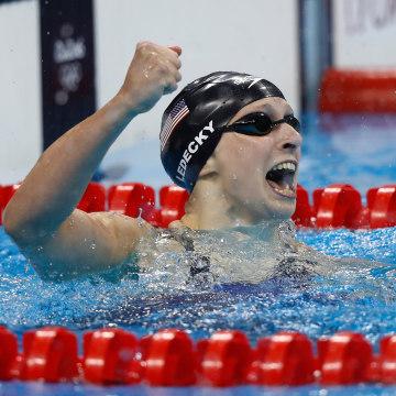 Image: Swimming - Olympics: Day 2