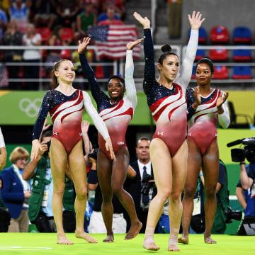 Image: BESTPIX - Gymnastics - Artistic - Olympics: Day 4