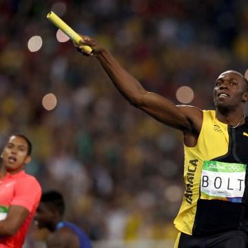 Image: Athletics - Olympics: Day 14