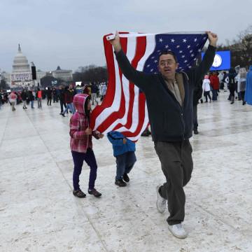 Image: US-POLITICS-TRUMP-INAUGURATION-PREPARATIONS