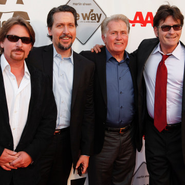 """AARP's Movies For Grownups Film Festival Screening Of """"The Way"""" - Arrivals"""