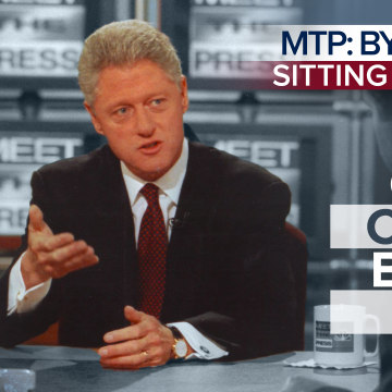 MTP By the Numbers: Sitting Presidents