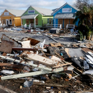 Image: Hurricane Michael Mexico Beach Florida