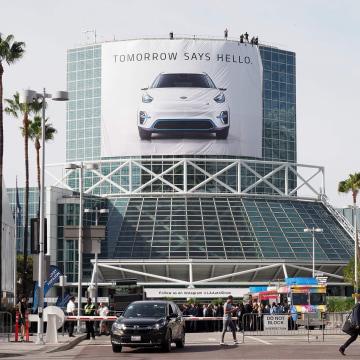 Image: LA Auto Show