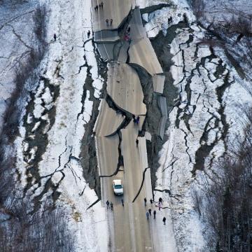Image: Alaska Earthquake