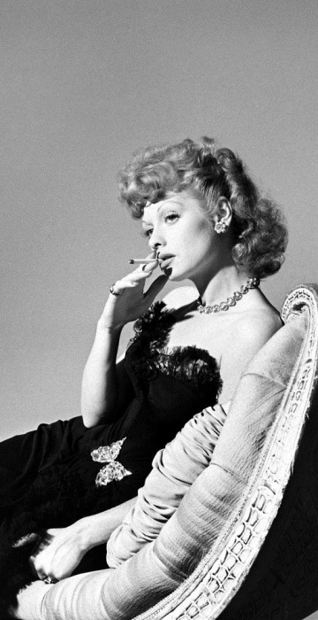 Lucille Ball birthdate