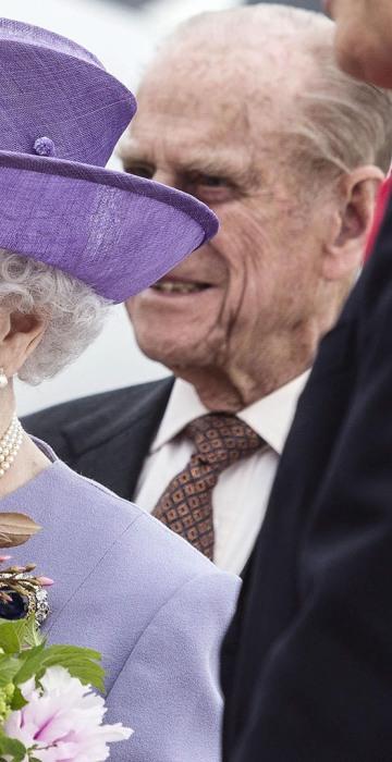 Image: Queen Elizabeth II in Rome
