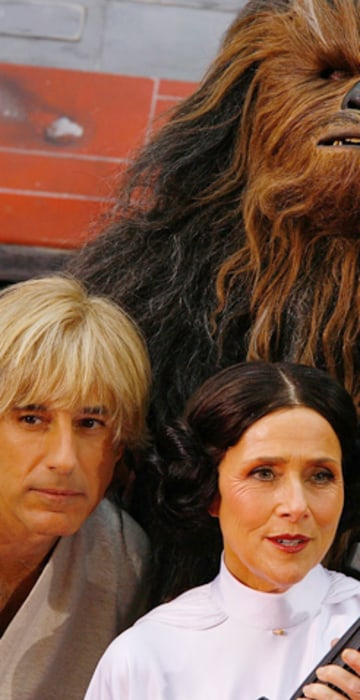 "Image: 2009 Halloween Episode of NBC's ""Today"""