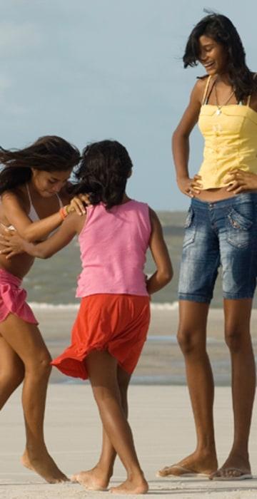 Elisany da Cruz Silva - Worlds tallest teen girl from