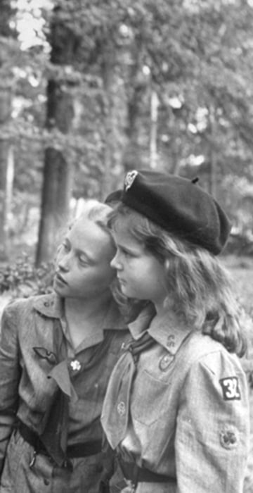 Image: (FILE) The Centenary Of The Girls Scouts Movement In America