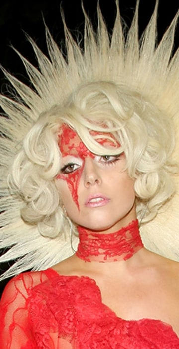 Lady Gaga & The Launch Of V61 Hosted By V Magazine & Marc Jacobs