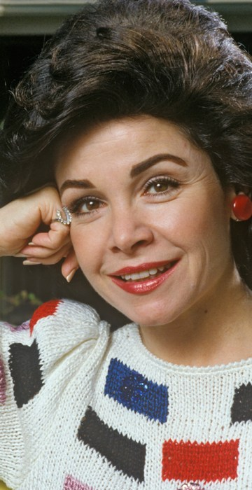 Annette Funicello mouseketeer