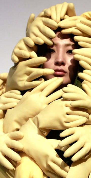 Image: BESTPIX: China Graduate Fashion Week - Day 5