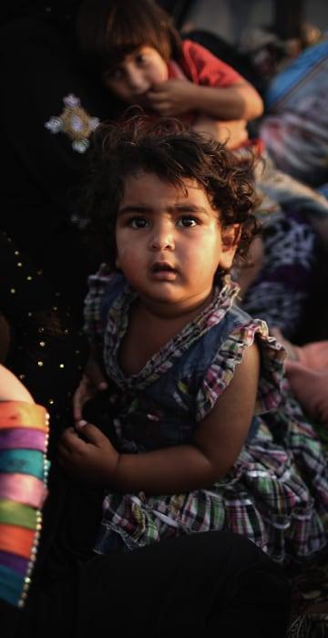 Image: Refugees Flee Iraq After Recent Insugent Attacks