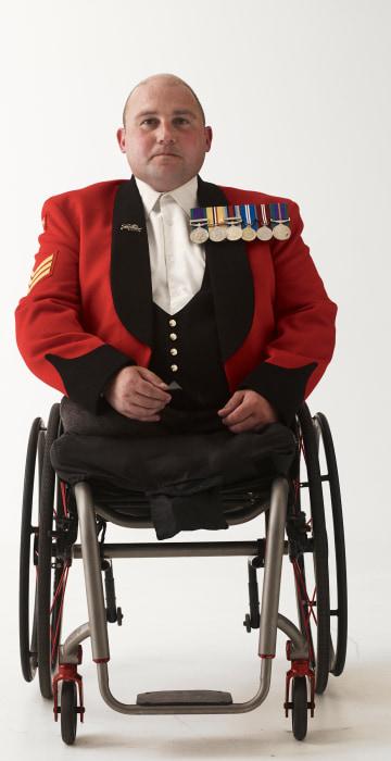 Sergeant Rick Clement, June 2013.