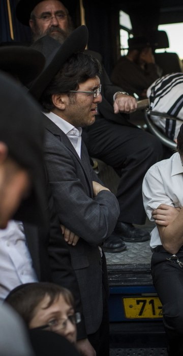 Image: Israelis Killed In Synagogue Attack