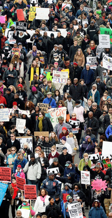 Image: National March Against Police Violence - DC