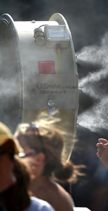 Image: TOPSHOT-TENNIS-AUS-OPEN