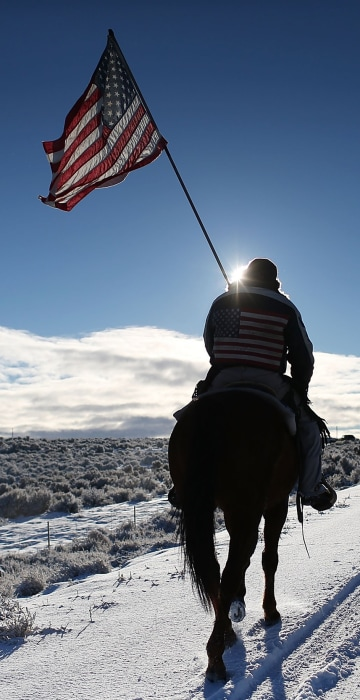 A Look Back at the Oregon Standoff