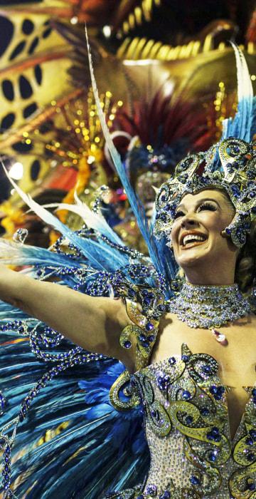 Image: Carnival in Rio de Janeiro 8