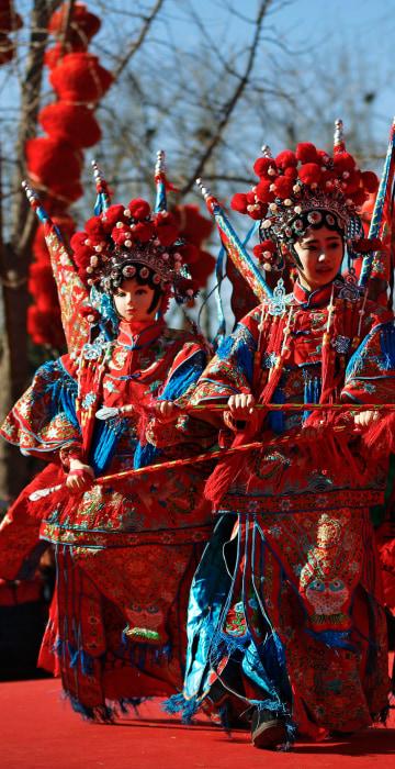 Image: Chinese Dancer