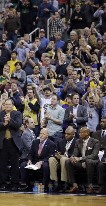 904782c8a47 Career Highlights  Kobe Bryant s 20 Years in the NBA