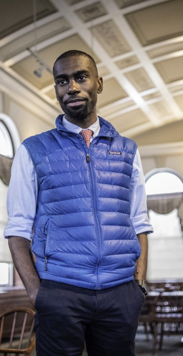 Image: DeRay McKesson, #BlackLivesMatter activist and Twitter celeb, runs for mayor in his native Baltimore