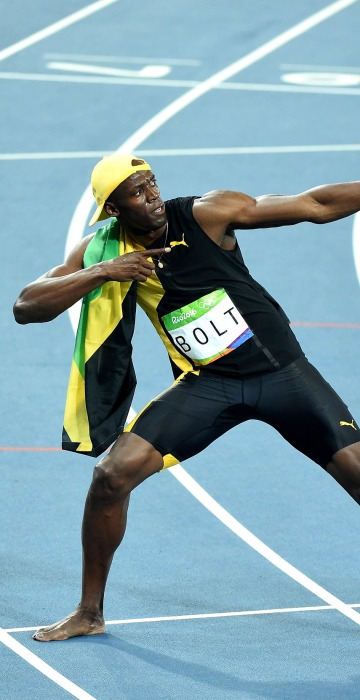 Image: Athletics - Olympics: Day 9