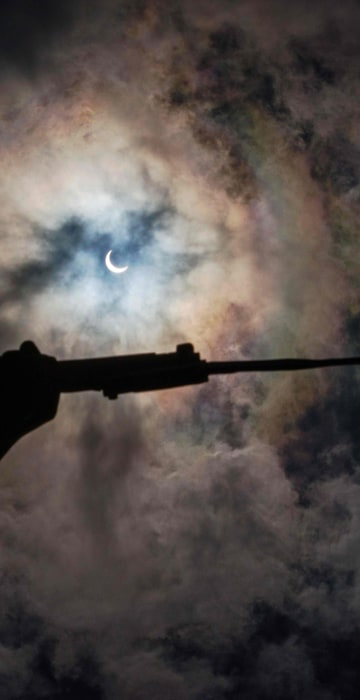 Image: TOPSHOT-TANZANIA-ASTRONOMY-SCIENCE-ECLIPSE