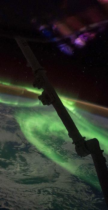 Image: SPACE-US-AUSTRALIA-AURORA