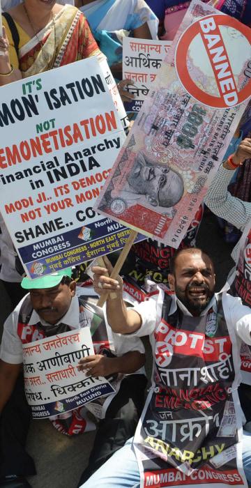 Image: INDIA-POLITICS-DEMONSTRATION