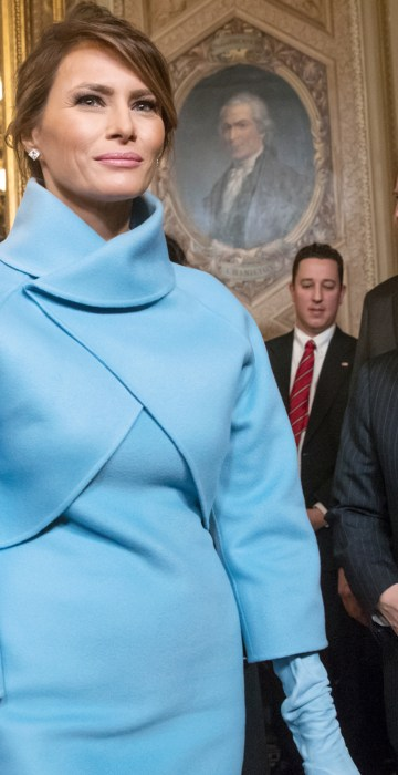 Melania Trump S Fashion Evolution From Model To First Lady