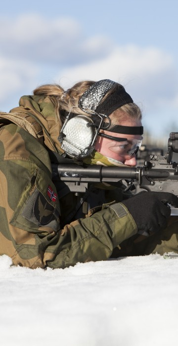Norway's Future Jegertroppen: World's First Female Special Forces Unit