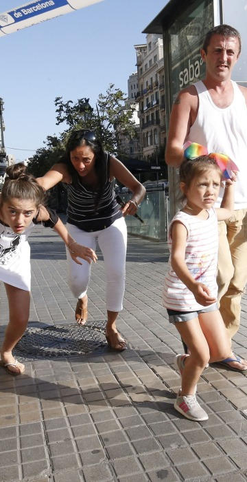 Image: SPAIN-ATTACK-BARCELONA