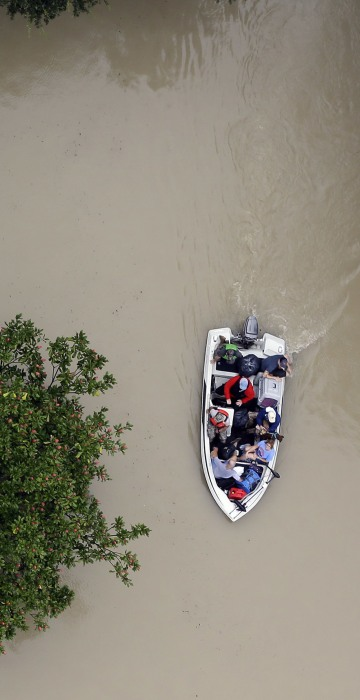 Image: Floodwaters
