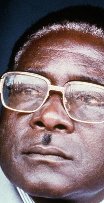 Image: Robert Mugabe