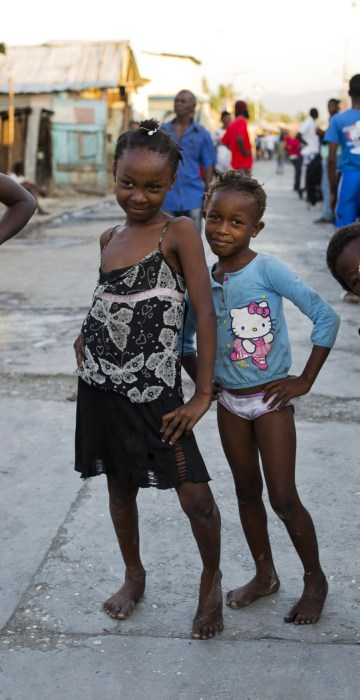 This is what Haiti looks like