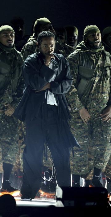 Image: Kendrick Lamar