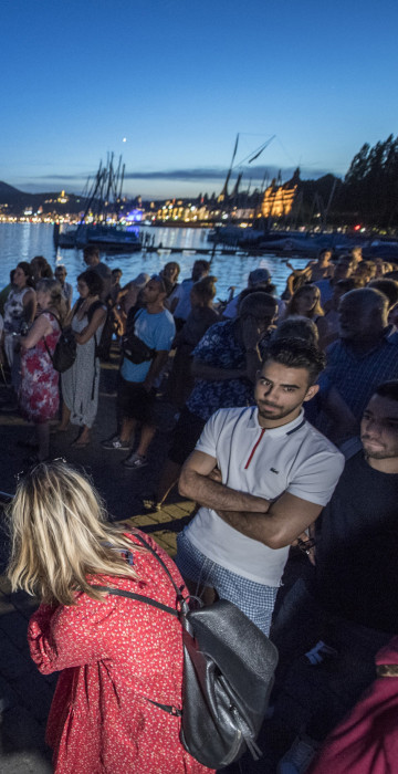 Image: Switzerland  witnesses longest eclipse of the 21st century
