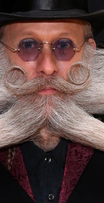 Image: World Beard and Moustache Championships