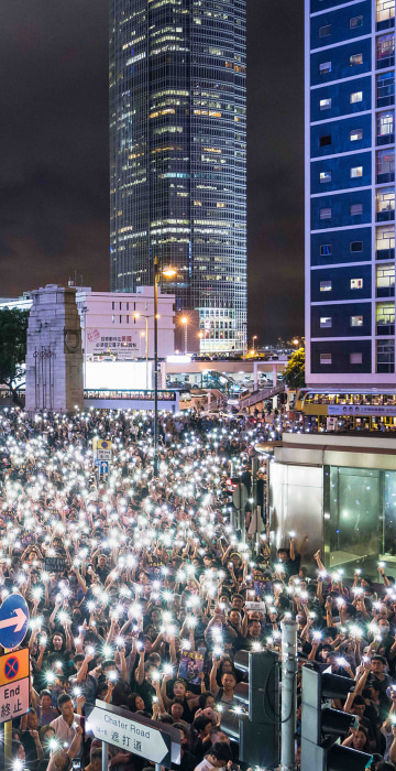 Image: Unrest In Hong Kong During Anti-Extradition Protests