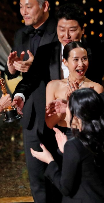 Image: 92nd Academy Awards - Oscars Show - Hollywood