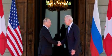 Image: Joe Biden, Vladimir, Putin