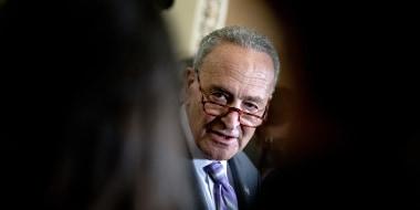 Image: Senate Majority Leader Plans To Seek Debt-Limit Vote This Week