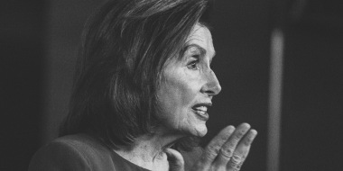 Image: Speaker of the House Nancy Pelosi at the Capitol on Sept. 8, 2021.