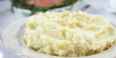 Katie Lee's Christmas dinner recipes: juicy prime rib and creamy mashed potatoes. TODAY, December 19th 2016.