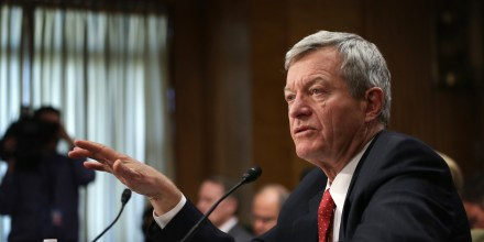 Image: House Holds Hearing On Nomination Of Max Baucus To Be Ambassador To China