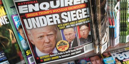 Image: National Enquirer