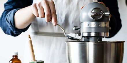 Image: KitchenAid stand mixer